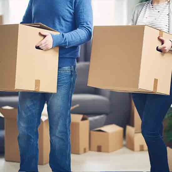 moving two boxes